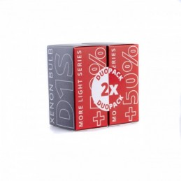 DUOPACK XENON EPD1S50 +50%...