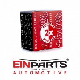 DUOPACK XENON EPD3S50 +50%...