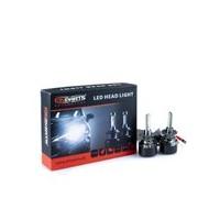 Bombillas LED para los faros (cruce)